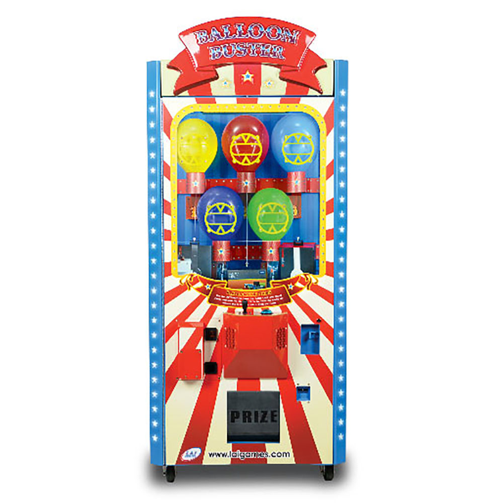 Balloon Buster - LAI Games Top Selling Arcade Games Prize ...