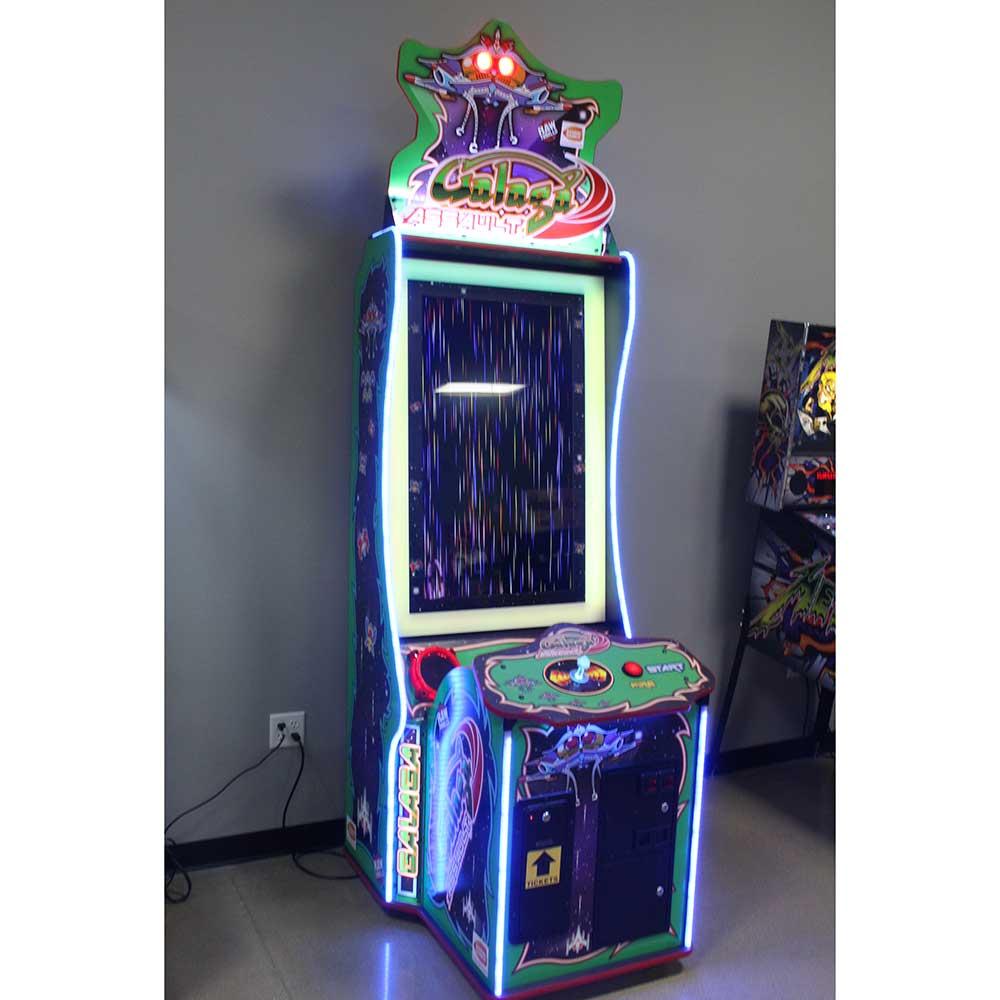 Used Galaga Assault Arcade Game Game Room Guys