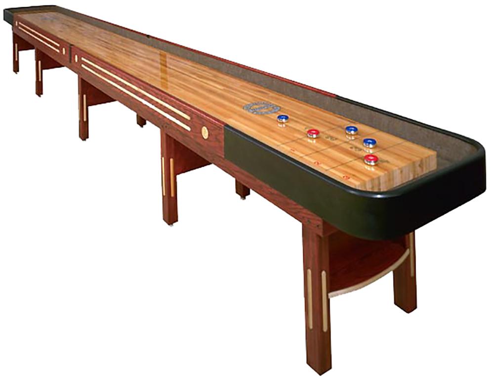 Grand Champion Shuffleboard Table 16 Ft Game Room Guys