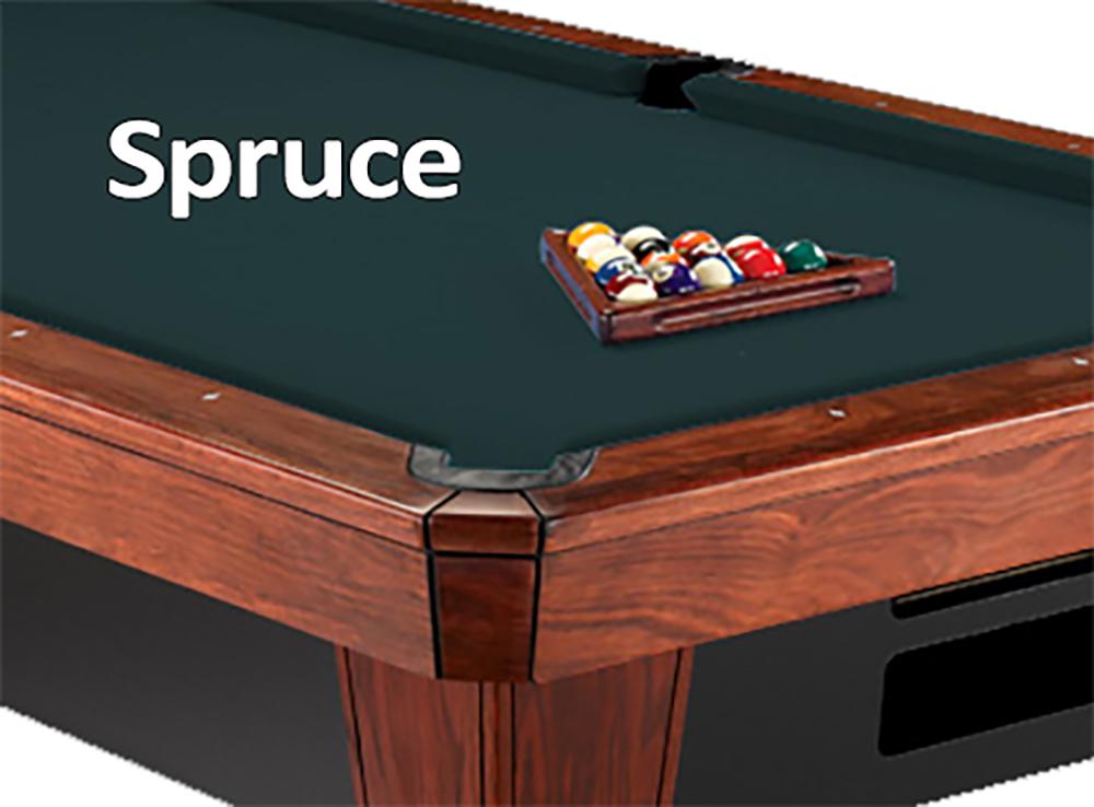 10 39 simonis 860 spruce pool table felt game room guys for 10 pool table