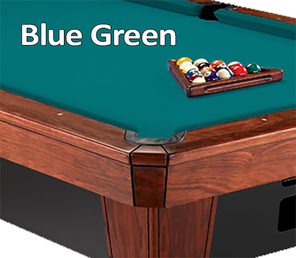 12 39 simonis 860 blue green pool felt game room guys - Pool table green felt ...