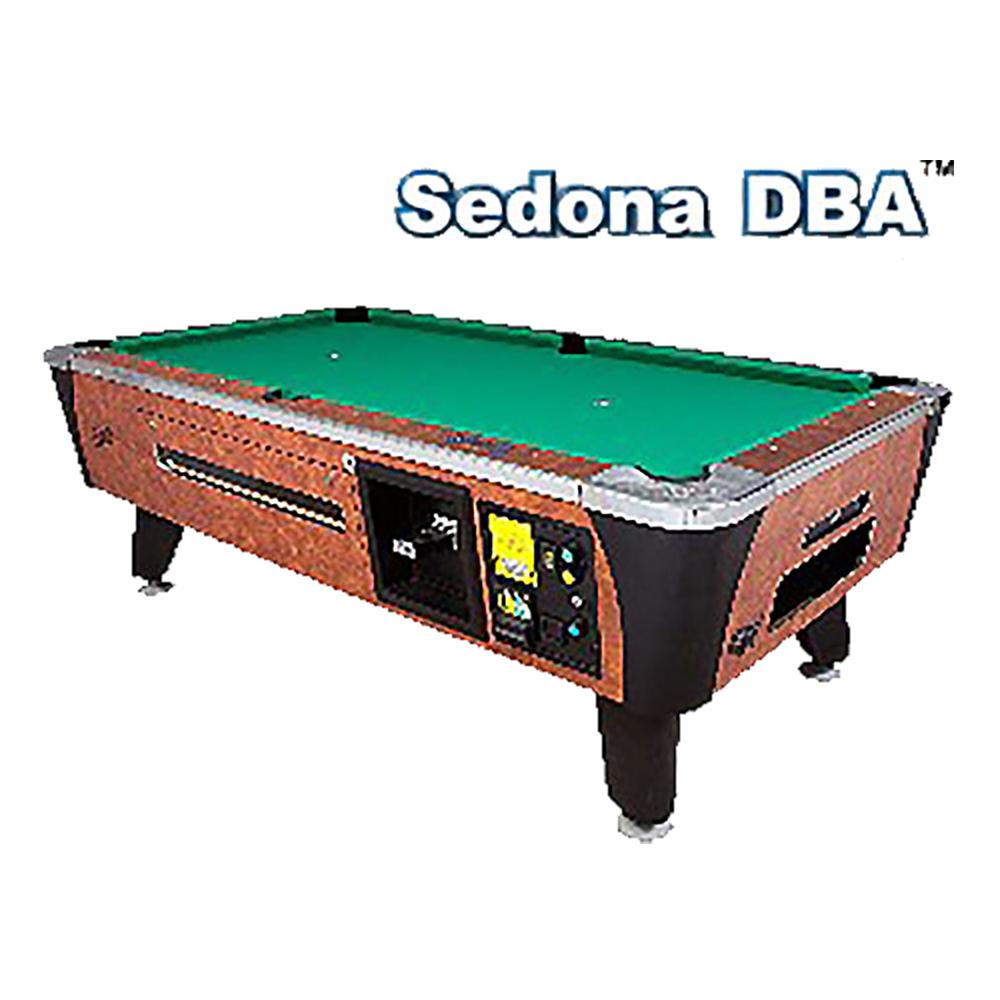 Dynamo Black Sedona Coin Op DBA Game Room Guys - Pool table guys
