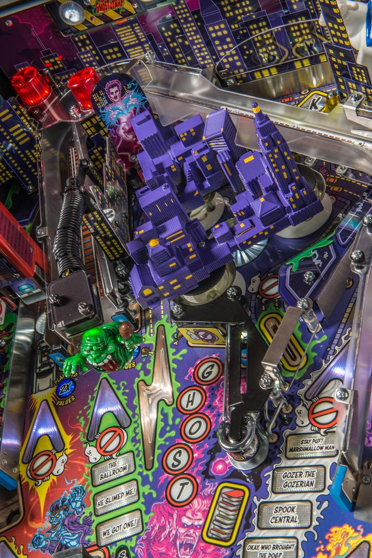 Stern Ghostbusters Pro Pinball Machine Game Room Guys