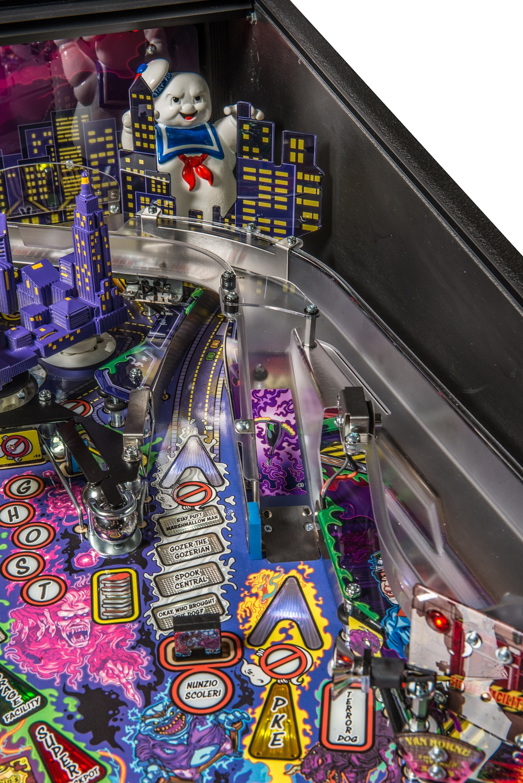 Stern Ghostbusters Pro Pinball Machine W Shaker Motor