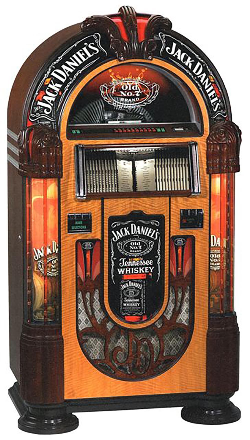 Rock Ola Gazelle Cd Bubbler Jukebox Game Room Guys