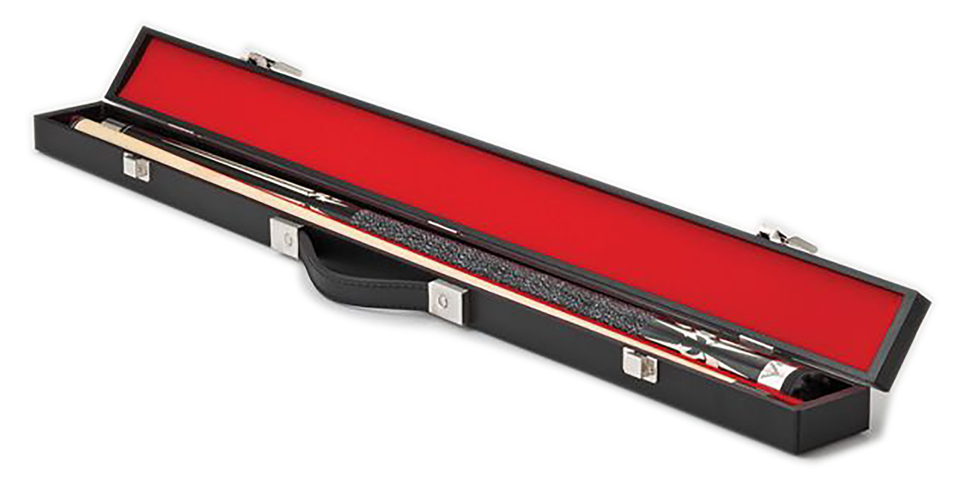 Casemaster Deluxe Hard Pool Cue Case Game Room Guys