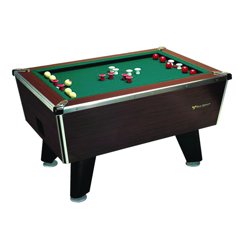 great american bumper pool table game room guys. Black Bedroom Furniture Sets. Home Design Ideas