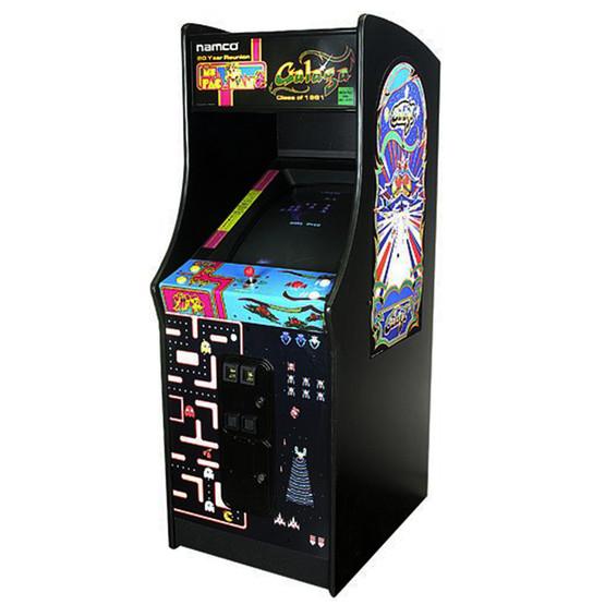 New Ms Pac Man Amp Galaga Arcade Game Game Room Guys