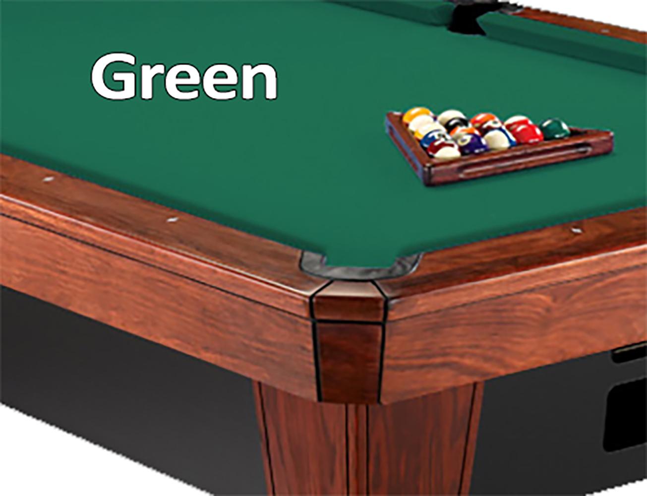 7/' Dark Green ProLine Classic Billiard Pool Table Cloth Felt SHIPS FAST!
