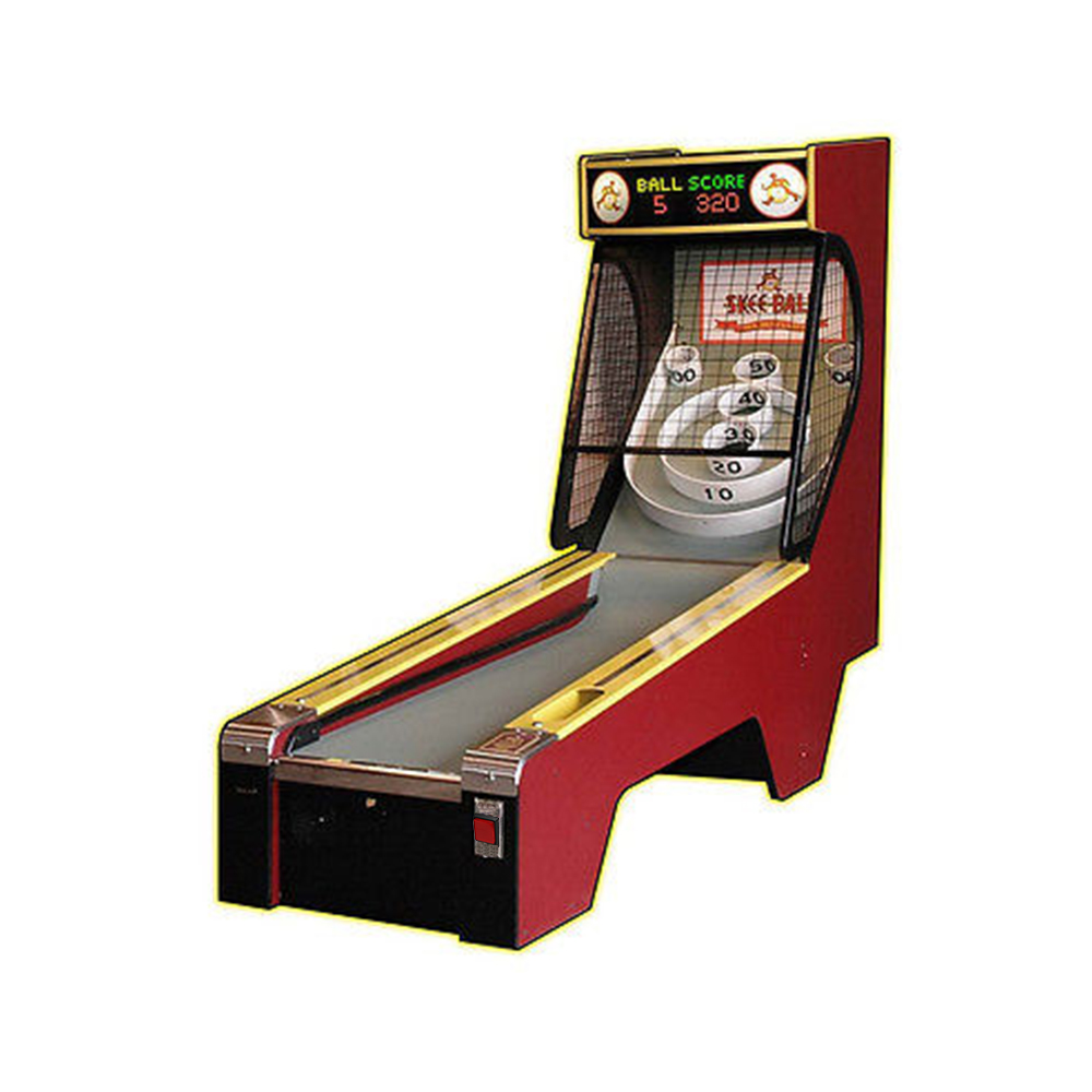 Skee Ball Redemption Game | Game Room Guys
