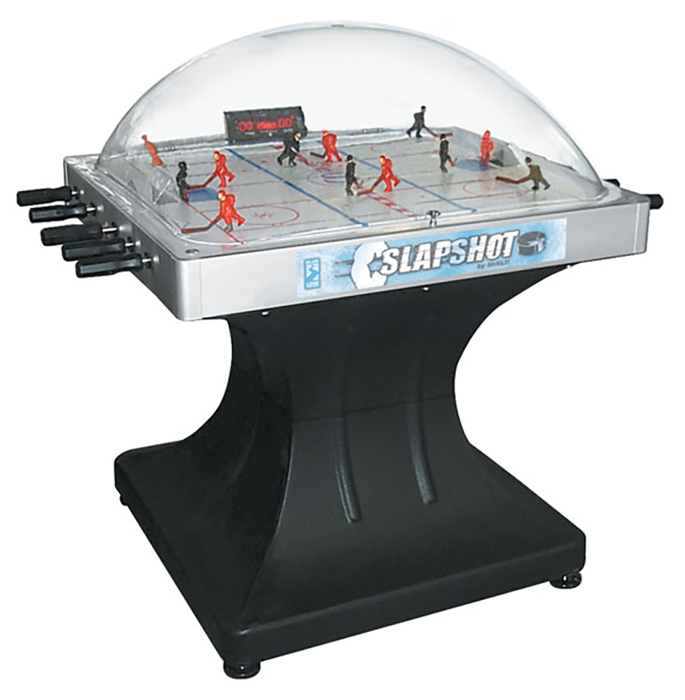 Shelti Slapshot Dome Hockey Table | Game Room Guys Metro Detroit