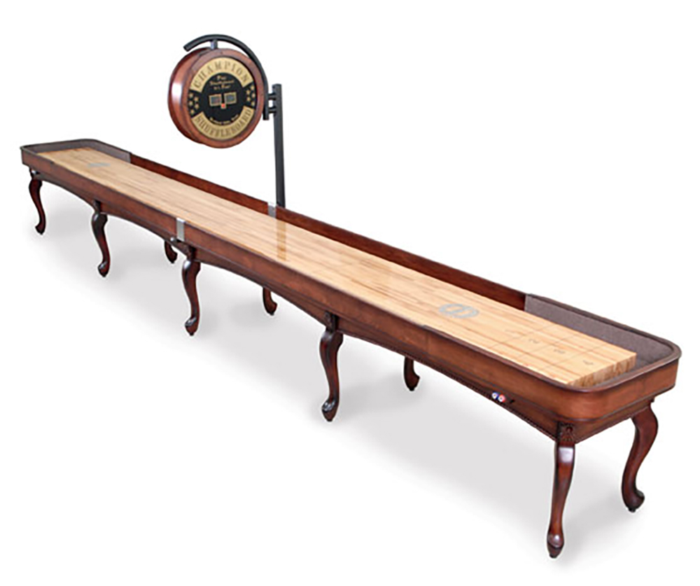 Champion Madison Shuffleboard Table   14 Ft.