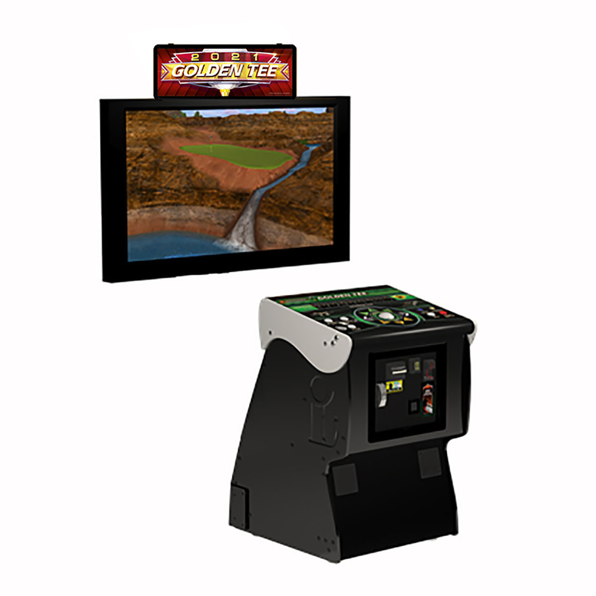 Golden Tee Arcade Games For Sale In Metro Detroit | Game Room Guys