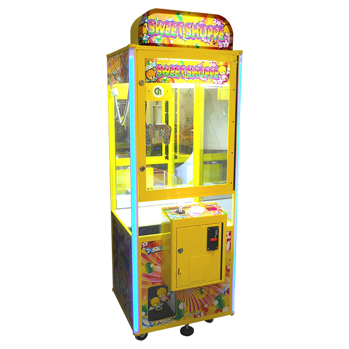 Sweet Shoppe Candy Crane Claw Machine | Game Room Guys