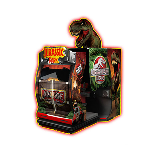 Jurassic Park Arcade Game Video Game Game Room Guys