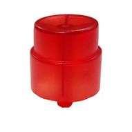 Bally/Stern Pinball Flipper Cabinet Pushbutton Red Translucent C-905RT