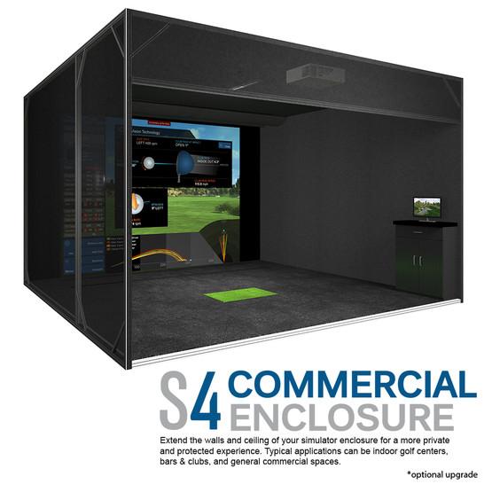 Golf Simulators: Full Swing S4 Golf Simulator