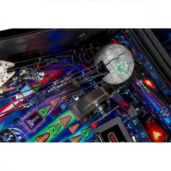 Stern Star Wars Premium Pinball W Shaker Game Room Guys