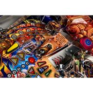 Stern Iron Maiden Legacy of the Beast Pro Pinball Machine