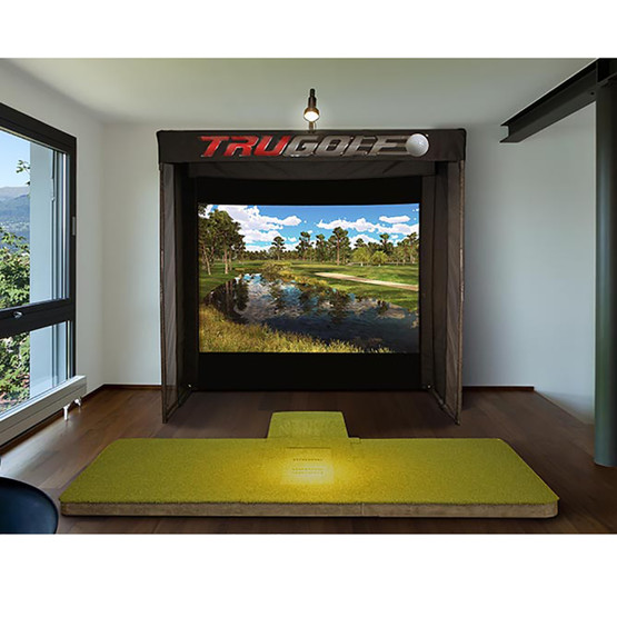 TruGolf Vista 8 Golf Simulator