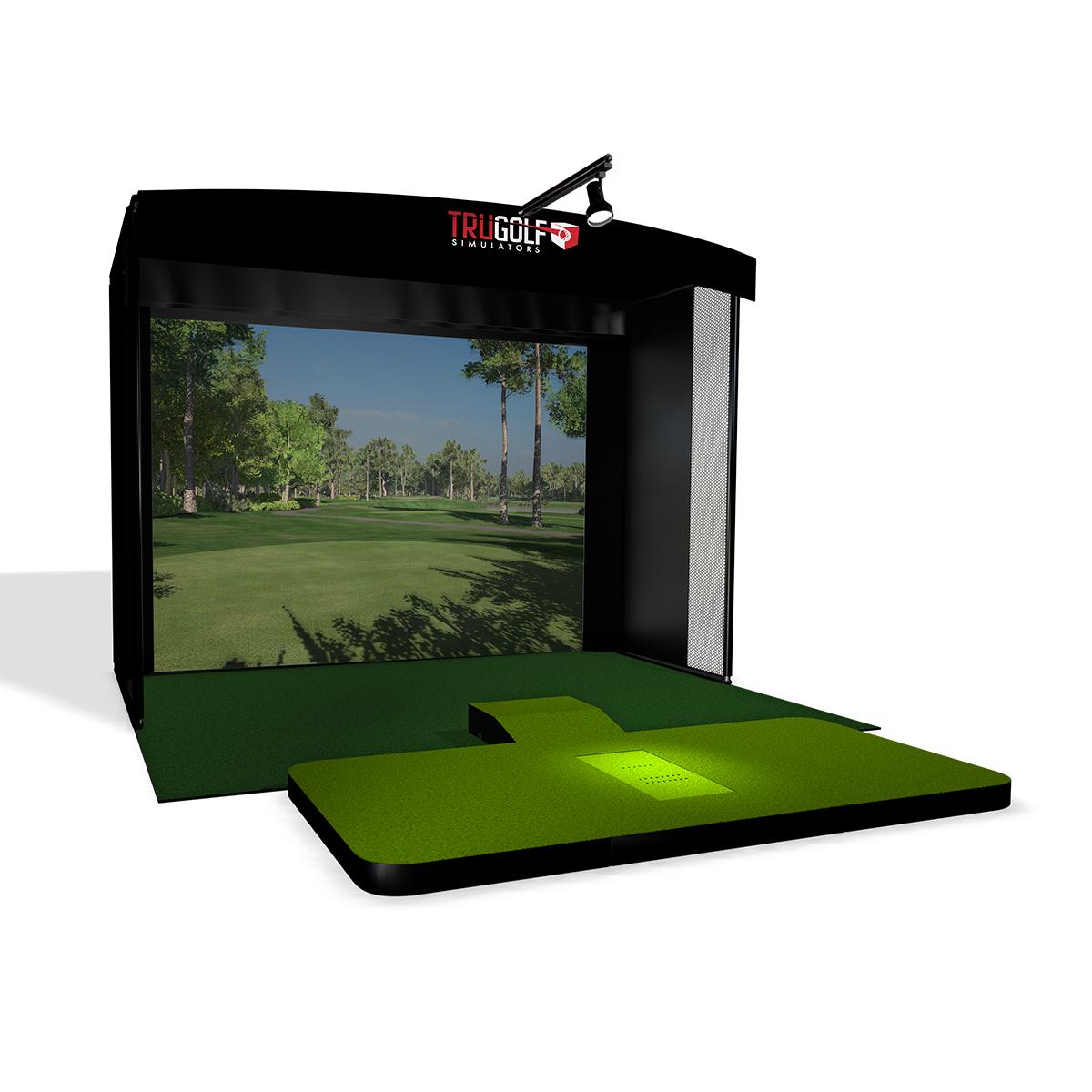 Top Golf Simulators and Golf Video Games In Metro Detroit | Game Room Guys