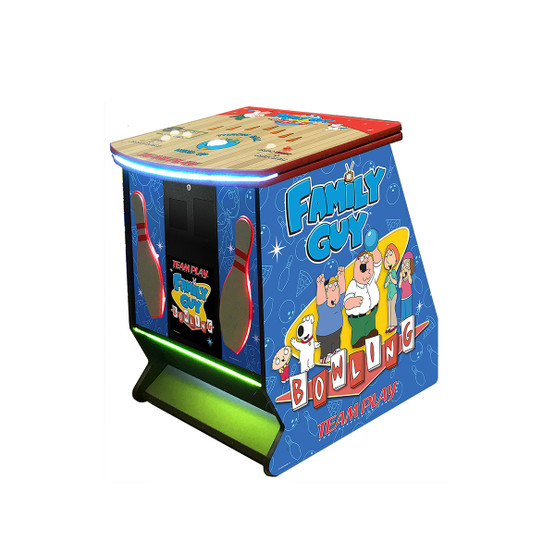 Family Guy Bowling Arcade Game Game Room Guys