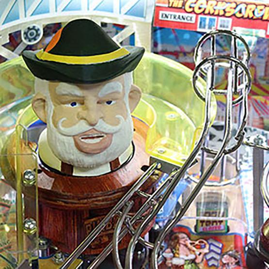Oktoberfest Pinball Game Room Guys