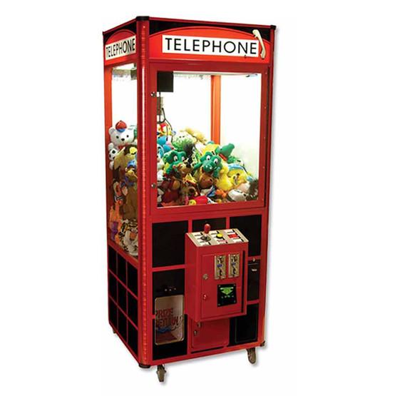 Telephone Plush Crane 30 Quot Claw Machine Dba Game Room Guys