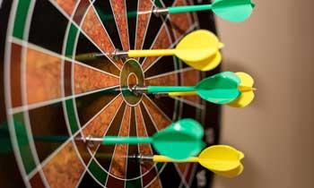 Dynamic darts