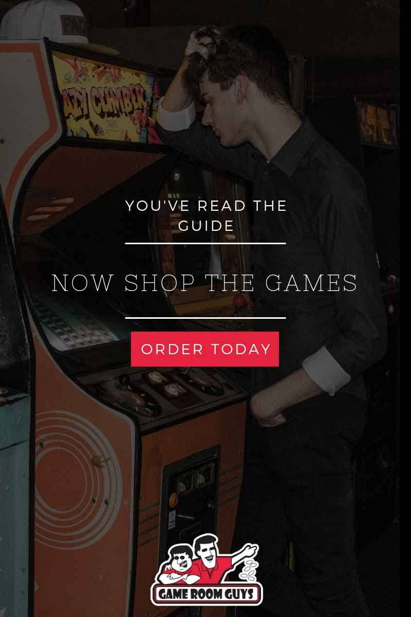 Arcade Machine Buying Guide | Game Room Guys