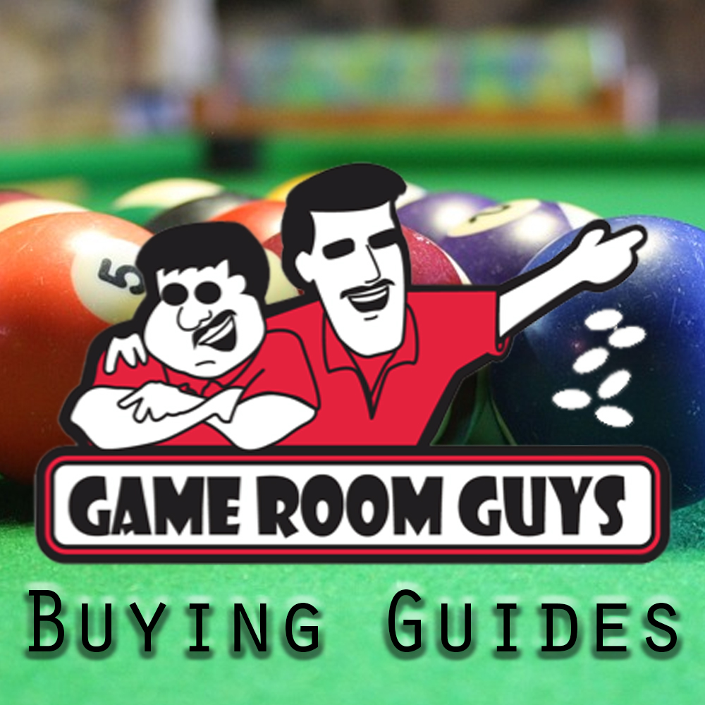 Game Buying Guides | Game Room Guys