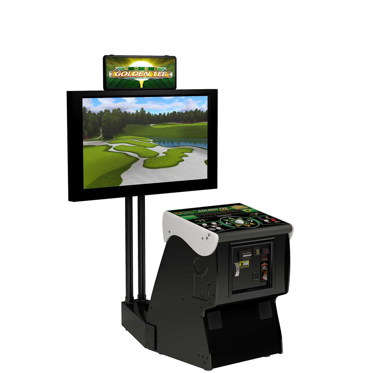 Why Golden Tee is the Best line of Acade Games On the Market