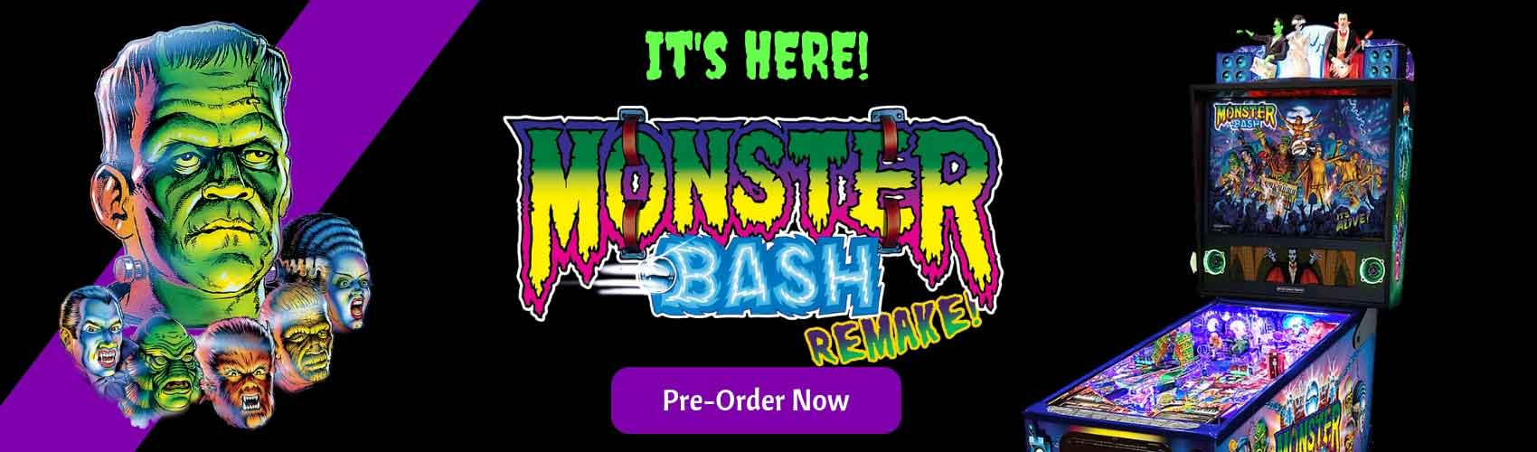 Monster Bash Remake by Chicago Gaming