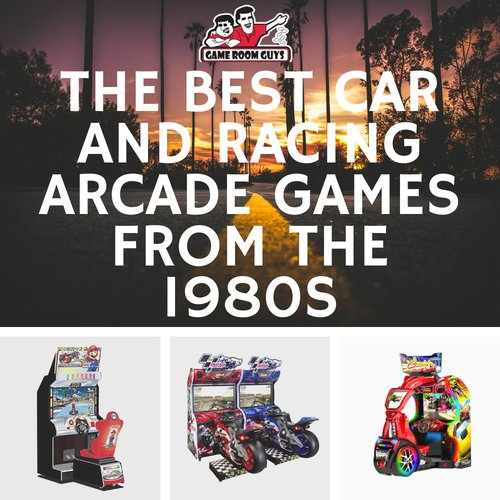 Best Arcade Games to Play With Kids | Game Room Guys