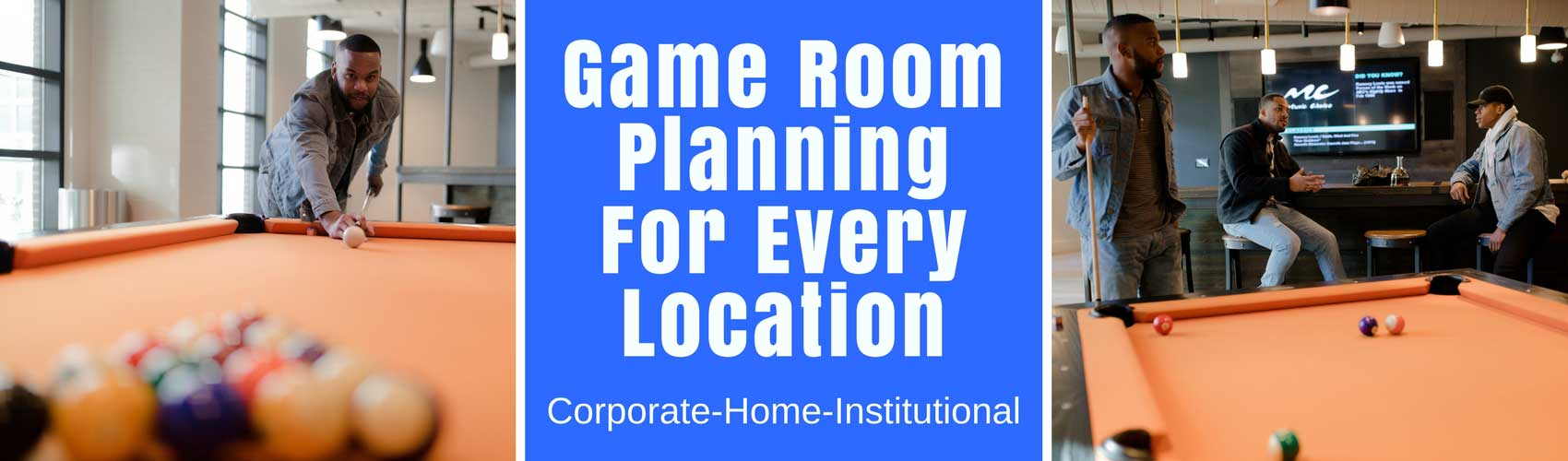 Game Room Planning
