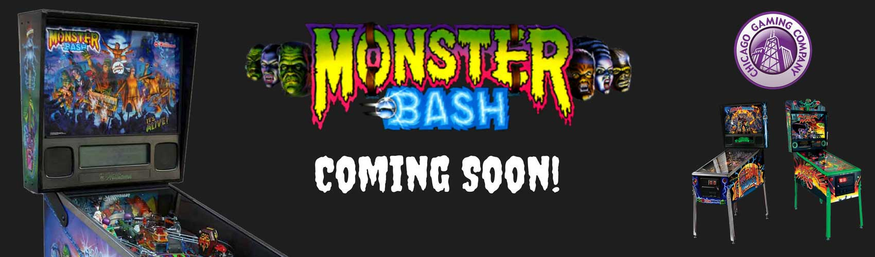 Monster Bash is Coming Soon!
