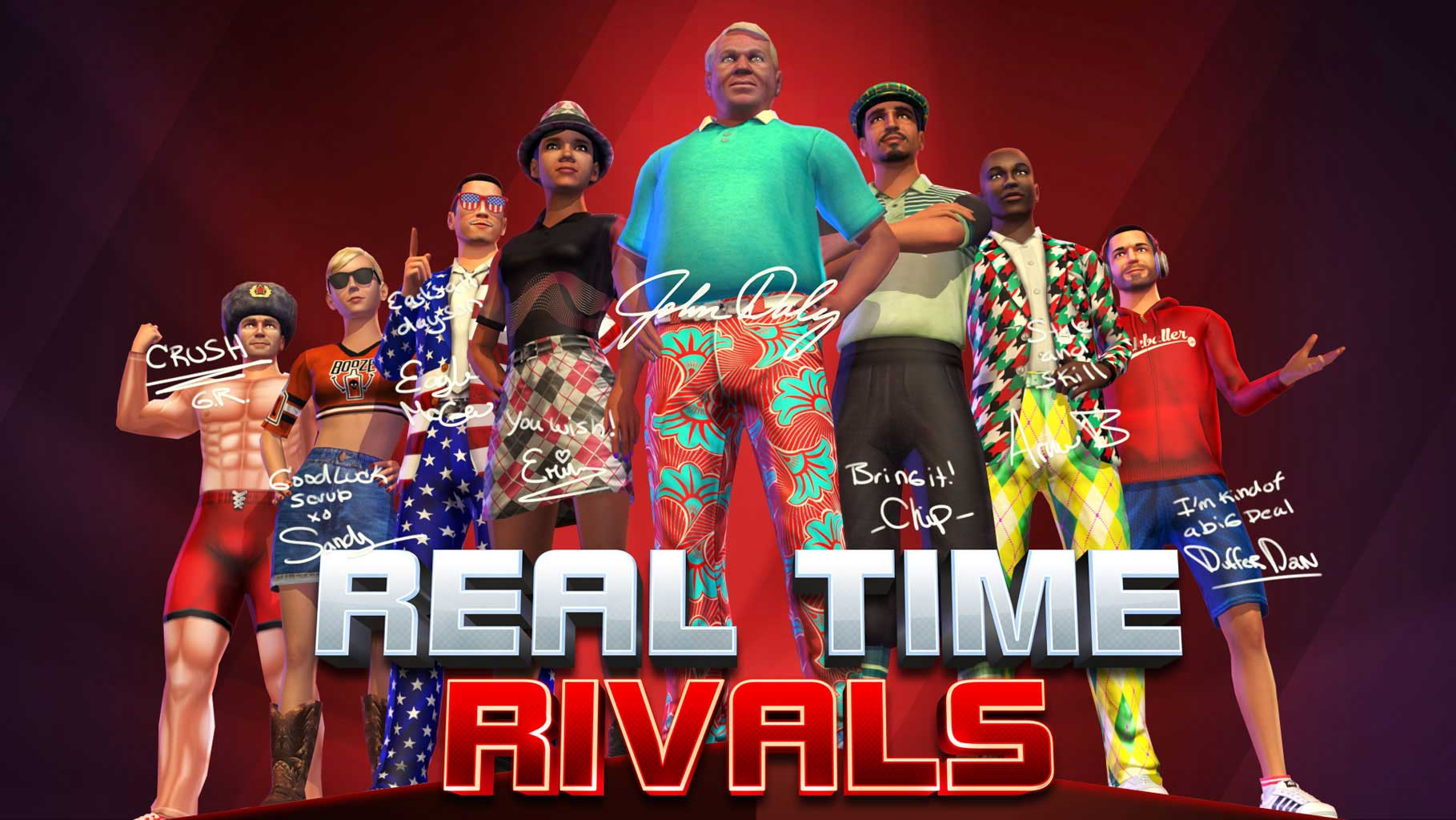 Real Time Rivals Golden Tee Arcade Game | Game Room Guys
