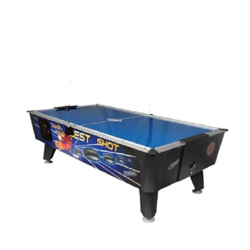 Dynamo Best Shot Coin Op Air Hockey Table No Light