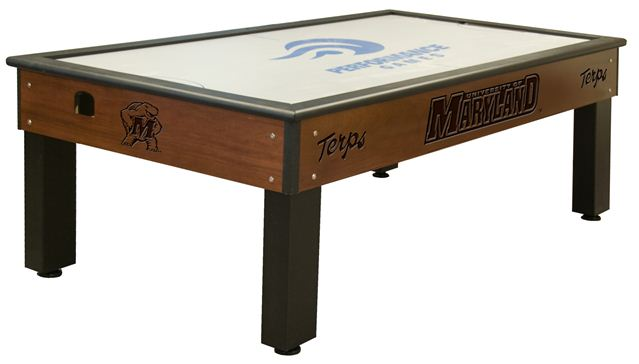 Holland Bar Stool Maryland Terrapines Air Hockey Table - Traditional Mahogany at Sears.com