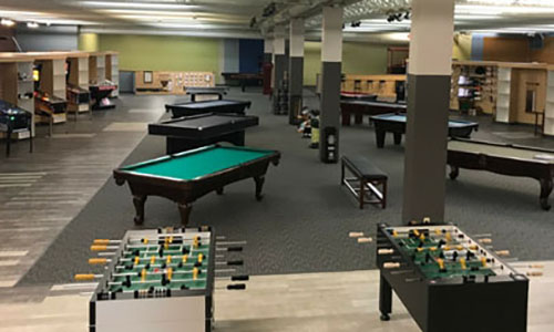 Game Room Guys Metro Detroit Showroom